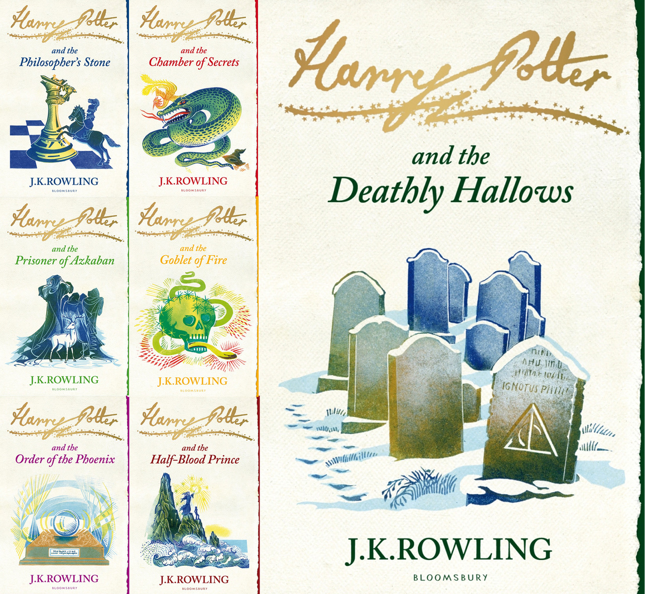 scholastic and harry potter For the 20th anniversary of 'harry potter and the sorcerer's stone,' us publisher  scholastic will release seven new covers designed by brian.
