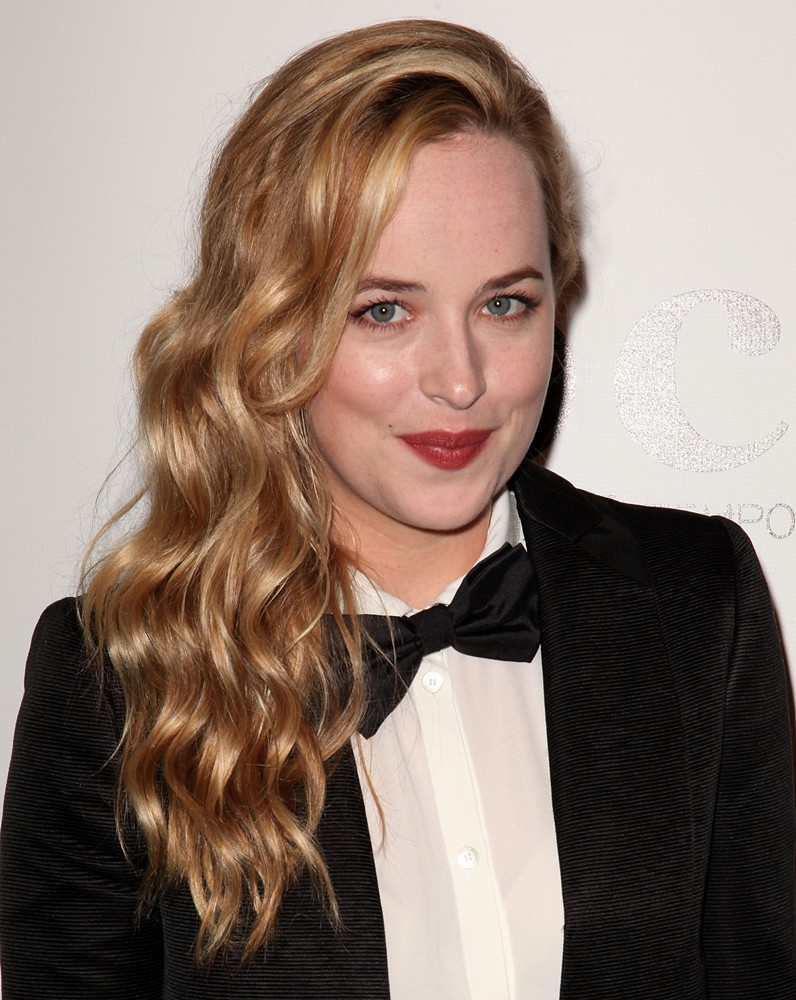 Not to be outdone, Dakota Johnson, daughter of Melanie Griffiths and ...