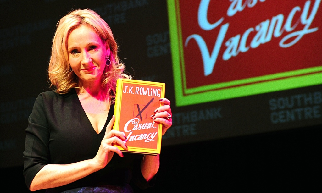 JK Rowling Casual Vacancy
