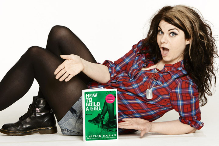 how to build a girl caitlin moran
